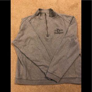 Disneyland Half Zip Sweatshirt